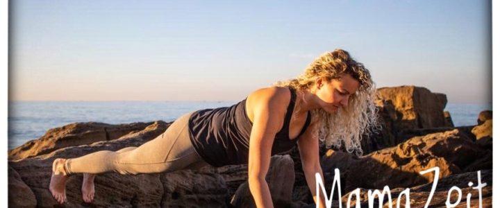 Yoga bei MamaZeit